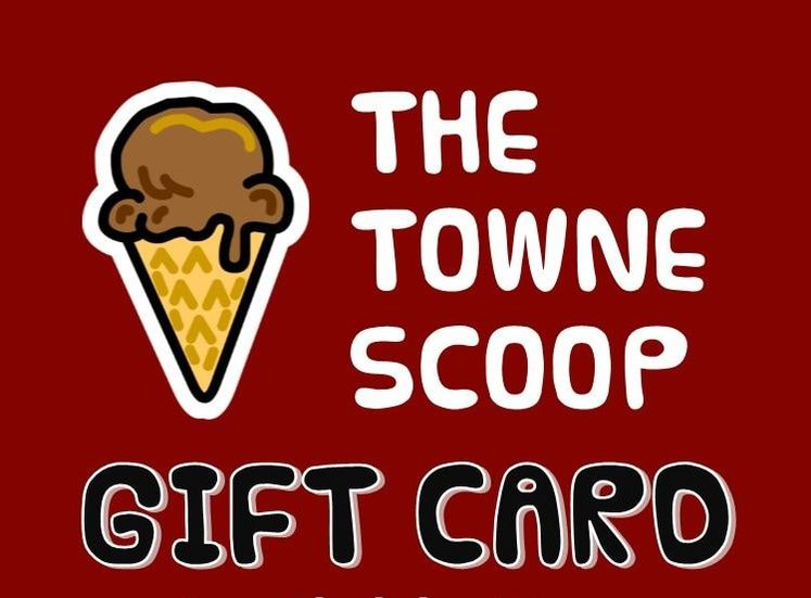The Towne Scoop Gift Card